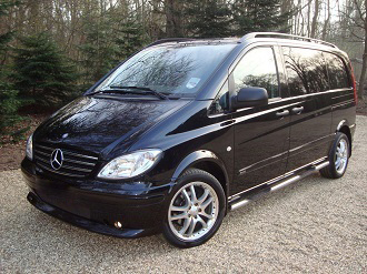 self-drive minibus hire london